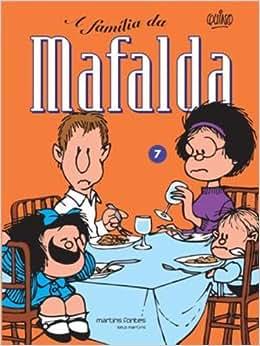 Mafalda - A Família da Mafalda - Volume 7 - 9788580630992