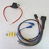 amazon com bazooka rsa hp awk replacement wiring harness for rsa or rh amazon com Cable Harness Cable Harness