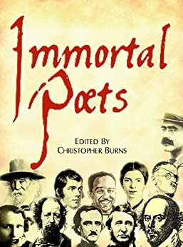 Immortal Poets by [Burns, Christopher]