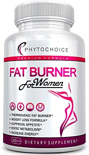 Best Diet Pills that Work Fast for Women-Natural Weight Loss Supplements-Thermogenic Fat Burning Pills for Women-Appetite Suppressant Carbohydrate Blocker Metabolism Booster-Belly Fat Burner for Women