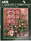 img - for A quilter's Christmas book / textbook / text book