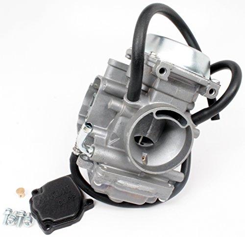 Arctic Cat 1998 1999 2000 ATV 98 99 00 300 2x4 4x4 Carburetor Complete Carb Assembly 0470-348 New OEM (Arctic Cat 300 Carburetor compare prices)