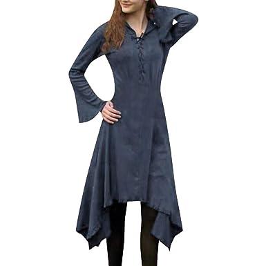 Vestido para Mujeres, Halloween para Mujer De Moda Vestido ...