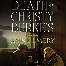 Death at Christy Burke's: A Collins-Burke Mystery, Book 6