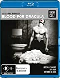 Blood for Dracula ( 1974 ) ( Andy Warhol's Dracula ) [ Origine Australien, Sans Langue Francaise ] (Blu-Ray)