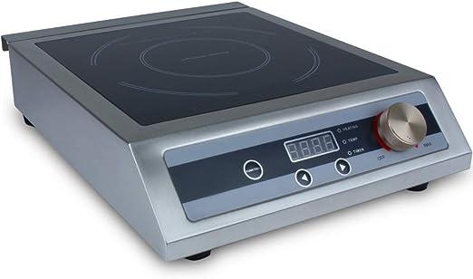 Hendi Gastro Induktion Induktionskocher Induktions-Koch-Platte Manuell 3500 Watt