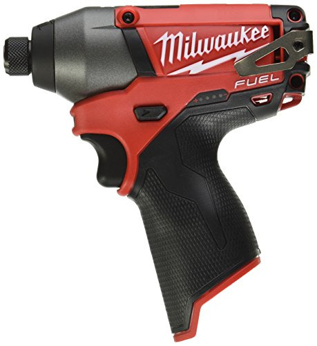 Milwaukee 2453-20 M12 Fuel 1/4 Hex Impact Driver tool Only