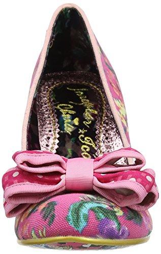 Irregular Choice Damen Ban Joe Pumps Pink (Pink Floral)