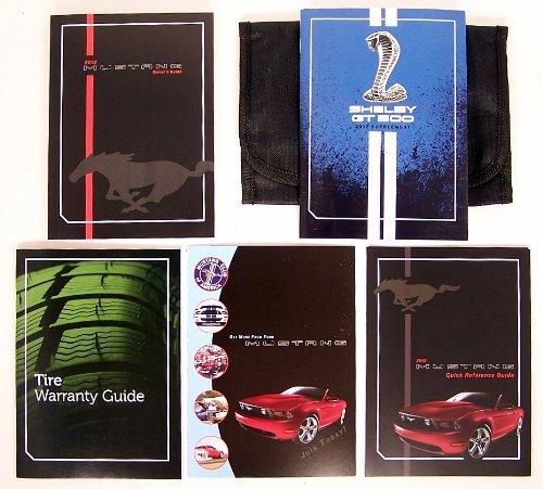 2012 mustang gt owners manual
