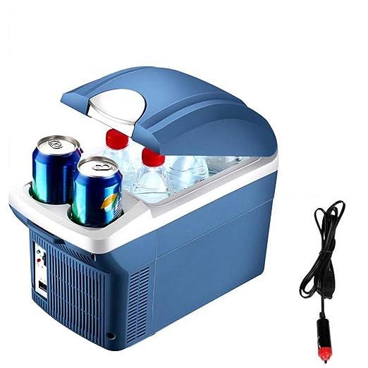 Refrigerador portátil multifuncional para automóvil 8L-12V / 220V ...