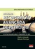 capa de Métodos de Recuperação Avançada de Petróleo