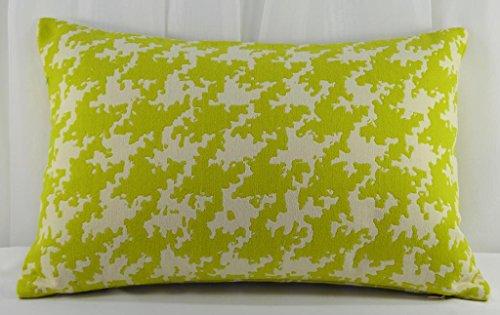 Creative Accent Decorative 100% Cotton Throw Pillow Cover...