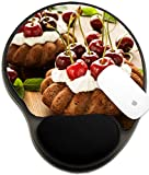Best Luxlady Whipped Creams - Luxlady Mousepad wrist protected Mouse Pads/Mat with wrist Review