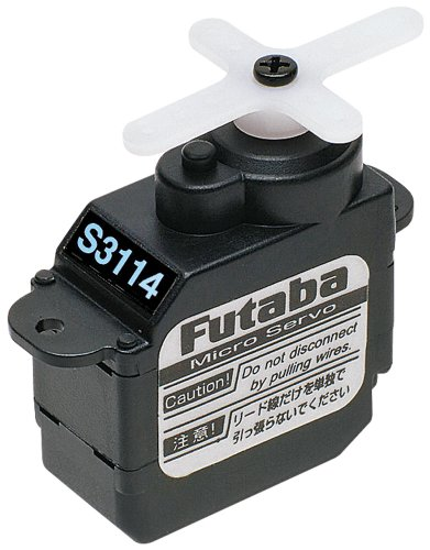 Futaba S3114 Micro High Torque - Servo Mini Futaba