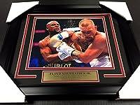Floyd Mayweather Jr Conor Mcgregor Boxing Framed 8x10 Photo #1