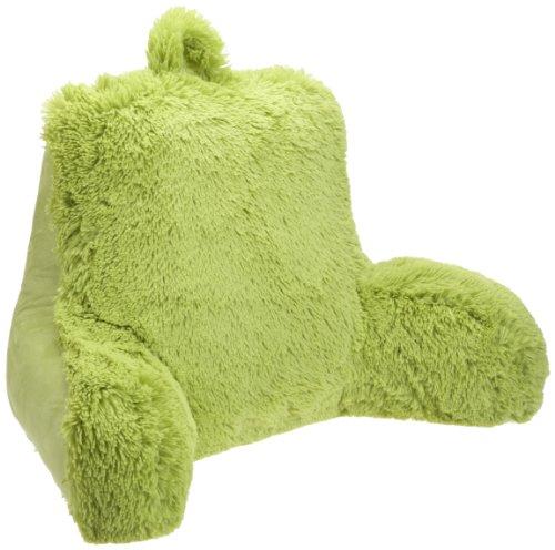 chair pillow. Shagalicious Bedrest, Lime Chair Pillow U