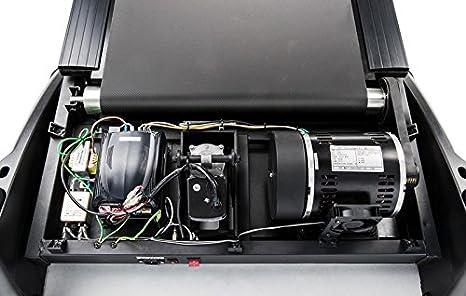 Tapis Roulant sol fitness F65 AC Bluetooth 4.0/7.0 HP 22 km/h 585 ...