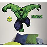 RoomMates RMK1484GM Hulk Peel and Stick Giant Wall Decal