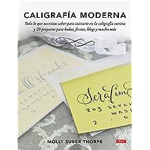 Caligrafía moderna
