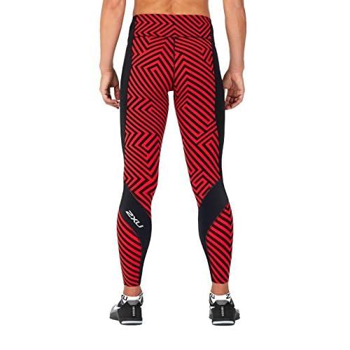 2x U Femme Wa4602Fitness Collants de compression avec espace de rangement