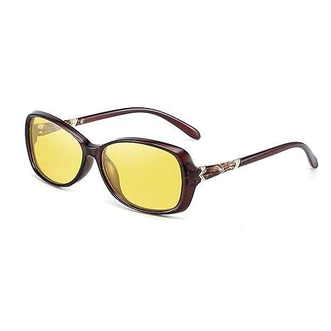 Gafas de sol de mujer Gafas De Mujer De Visión Nocturna ...