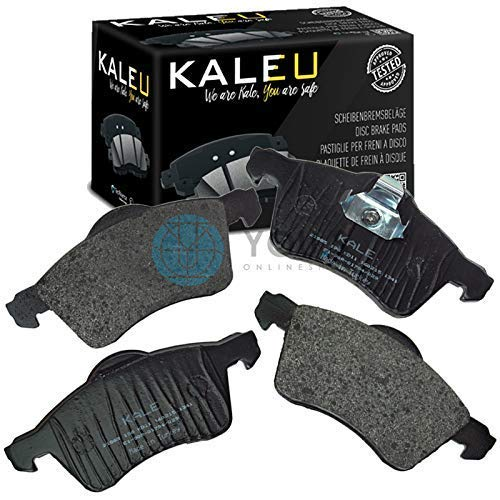 Kale 7D0698151 Front Axle Set of Brake Pads Brake Pads: