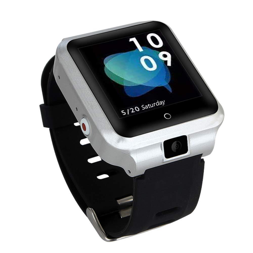 OMZBM 4G SIM WiFi Bluetooth Multifunción Smartwatch Teléfono ...