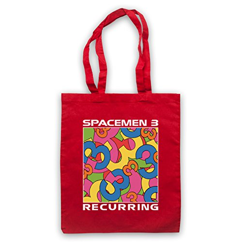 Spacemen 3® Recurring Official Bolso Rojo