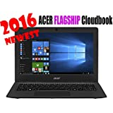 2016 Newest Acer Aspire 11.6' Flagship Cloudbook - Intel N3050 - 2GB - 16G eMMC - HDMI - 802.11ac - Windows 10 Home