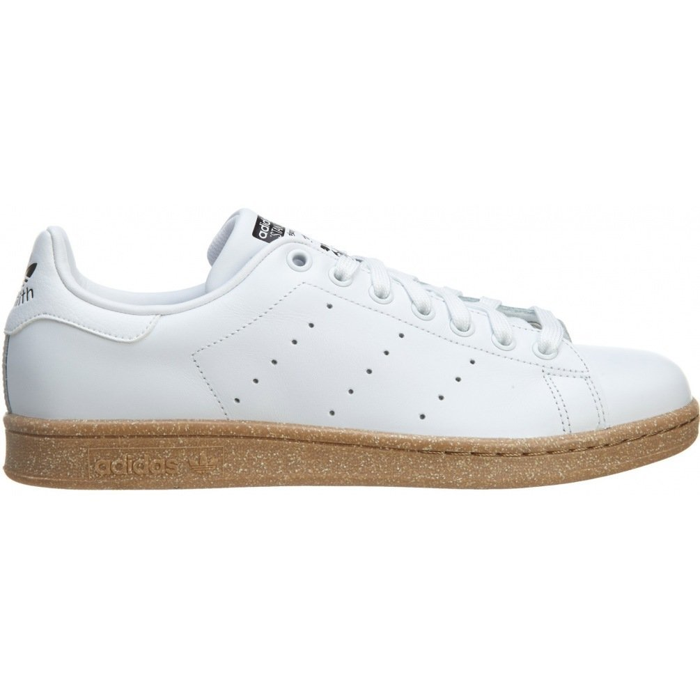 buy popular fec07 50514 Galleon - Adidas Stan Smith Mens In White/Gum, 10.5