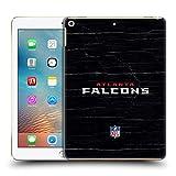 Official NFL Distressed Atlanta Falcons Logo Hard Back Case for Apple iPad Pro 2 9.7