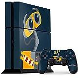 WALL-E PS4 Console and Controller Bundle Skin - WALL-E Robot | Disney X Skinit Skin