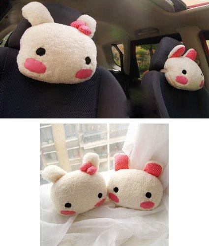 cute car headrest - 9
