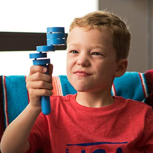 TrueBalance Educational STEM Toy for Adults Boys and Girls(Mini Blue