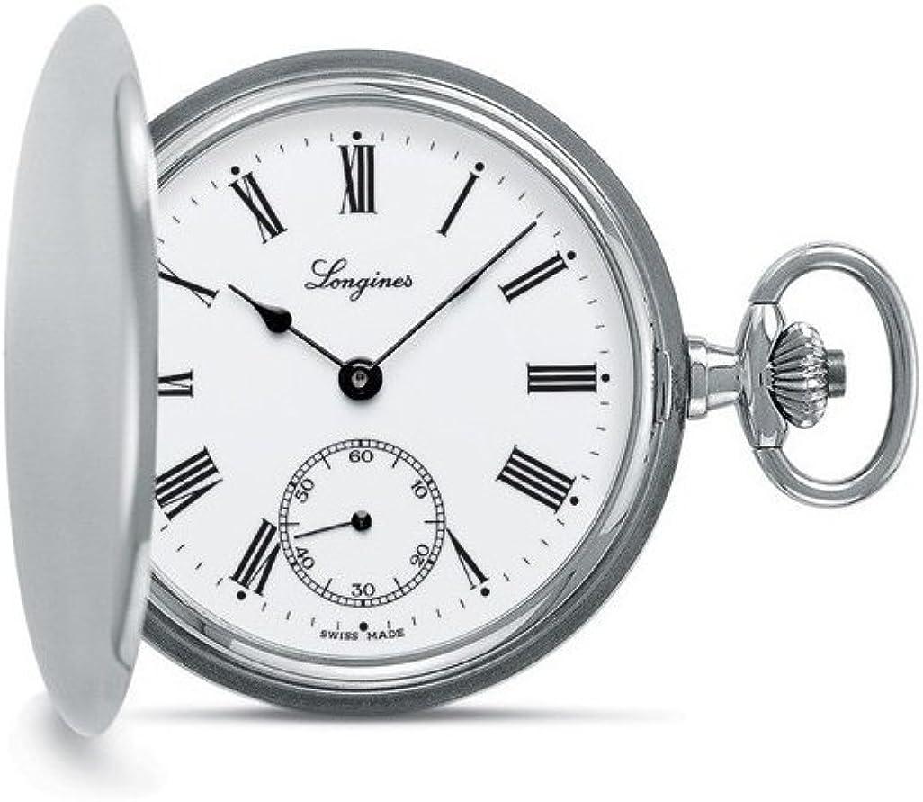 Longines L70124211 - Reloj, Correa de Acero