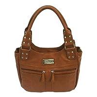 NcSTAR NC Star BWC003, Vism Concealed Carry Hobo Bag, Brown