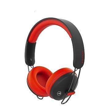 CCYOO AWEI A800BL Auriculares Bluetooth Auriculares Auriculares Inalámbricos Micrófono Deportes Control App para iOS Android,