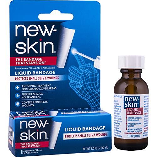 New Skin Liquid Bandage 1 Ounce Liquid Bandage For Hard