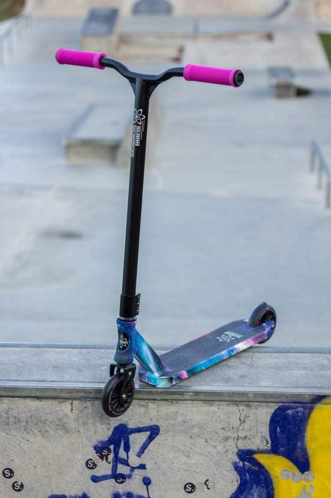 Default, Violet Slamm Trottinette Freestyle Compl/ète Mischief III Wrap Nebula