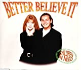 Better Believe It By Sid Owen ,,Patsy Palmer (1995-12-01)