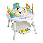 COLORTREE Explore and More Baby's View 3-Stage Activity Center Baby Jumper Rocking Chair