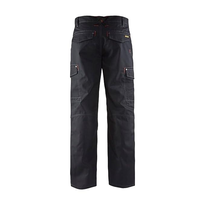 Blakläder 140318009900 C148 - Pantalón cargo negro, negro, 140318009900D112: Amazon.es: Bricolaje y herramientas