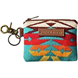 Pendleton Men's ID Pouch Key Ring, Tucson Turquoise, One Size