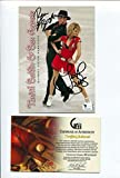 Tanith Belbin Benjamin Agosto Olympic Silver Ice Dancer Signed Autograph Photo - Autographed Olympic Photos