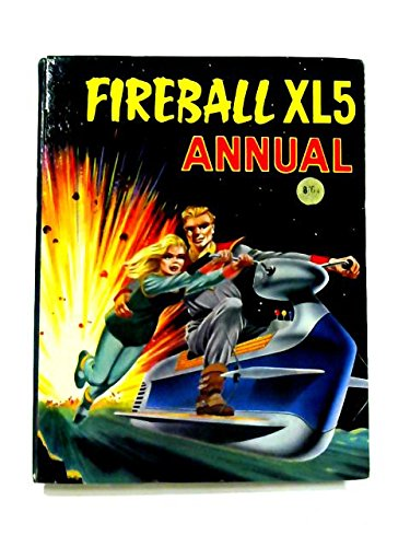 Fireball XL5 Annual 1965