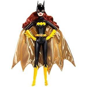 5168uoB9cJL. SS300 Barbie Batgirl Dc Superheroes Collector Barbie Doll