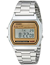 Casio Men's A158WEA-9CF Casual Classic Digital Bracelet Watch