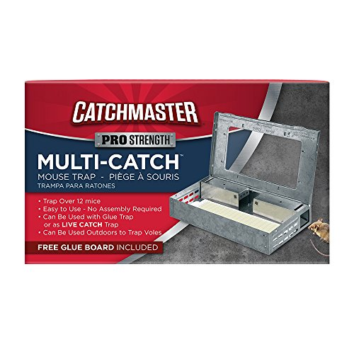 Catchmaster 606MC Mechanical Metal Multi Catch