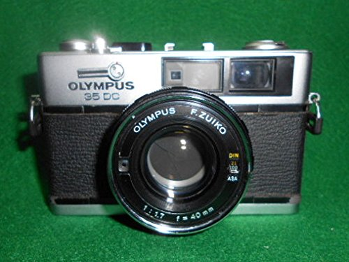 Olympus 35 RC - 35mm Rangefinder Camera - 1:28 - f = 42mm -