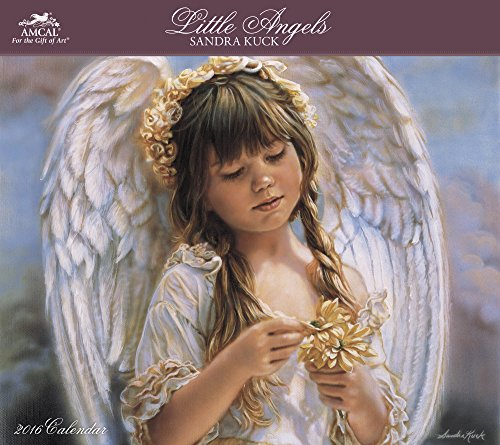 Sandra Kuck - Little Angels Wall Calendar (2016) ()